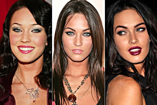 megan fox makeup tips. Megan Fox is everywhere right now, and one can#39;t help but notice how