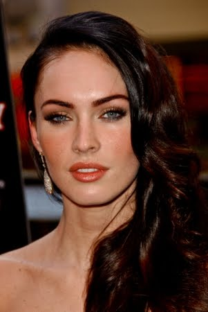 megan fox makeup looks. megan fox makeup products.