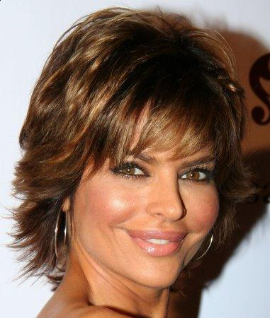mid length hairstyle pictures. mid-length hairstyle for an older woman