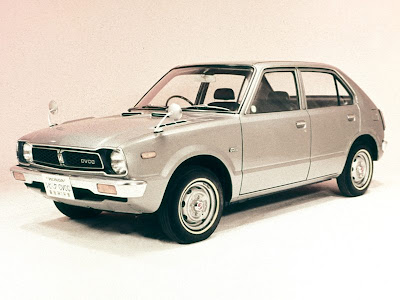Honda Freak: Honda Civic History (Part 1, 1st to 4th generation)