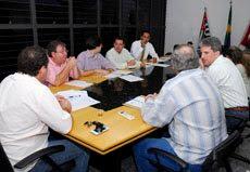 Comissão de Segurança da Câmara Municipal
