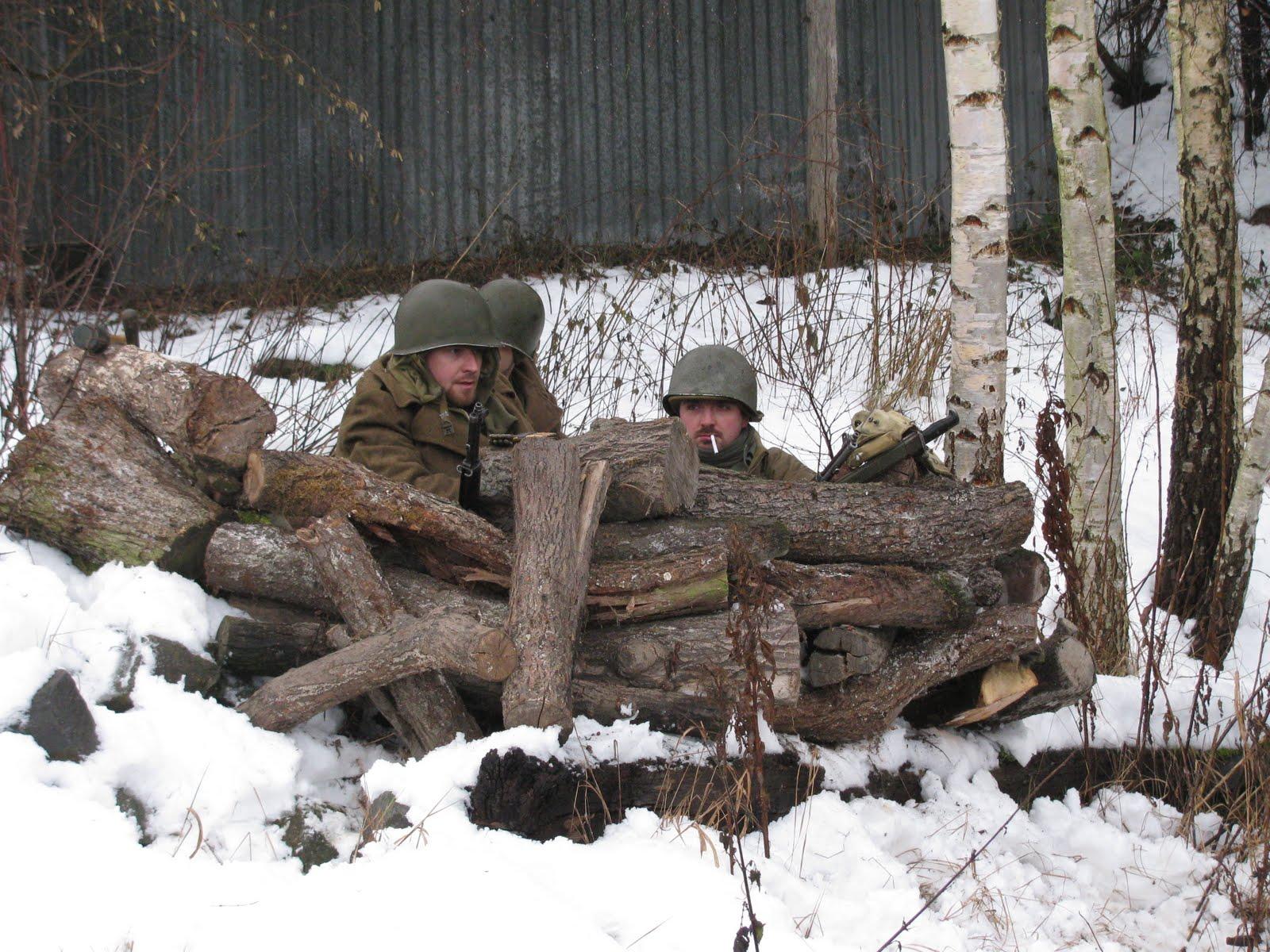 Battle Of The Bulge Pictures BelgiumBarb: Bastogne ...