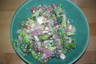 Tossed Salad?