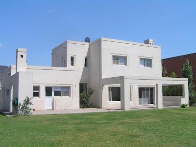 Estilo rustico fachadas rusticas actuales for Casas actuales modernas