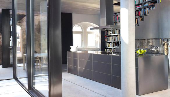 Cocinas atipicas modernas minimalistas 2015 for Cocinas minimalistas 2015