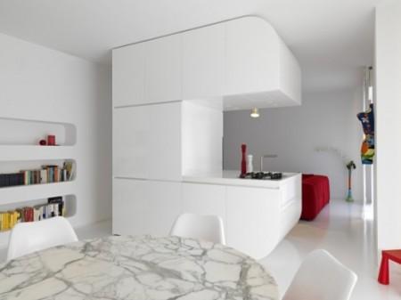 Casas minimalistas y modernas decoracion moderna de - Como decorar un loft ...