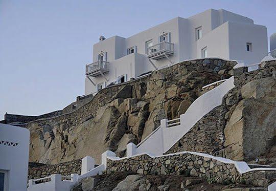 Estilo rustico novedades en casas griegas for Casas griegas antiguas