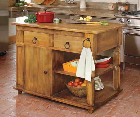 decoracion de interiores rustica moderna:Disenos De Cocinas Rusticas