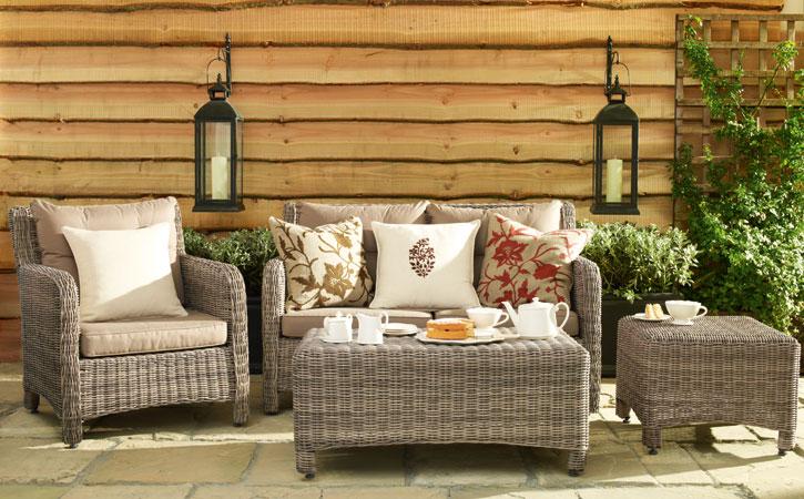 Pin etiquetas exteriores jardines rusticos mobiliario - Mobiliario rustico ...
