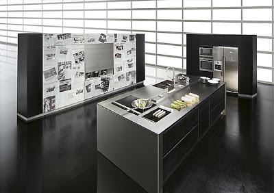 Casas minimalistas y modernas cocinas de dise o espa ol for Cocinas espanolas modernas