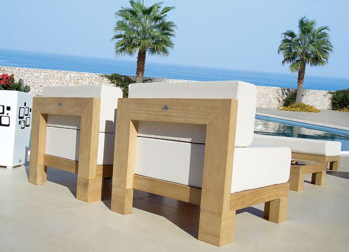 Muebles Exteriores : Muebles exteriores de teka opend mervin diecast