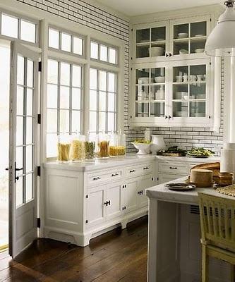 Variant home designs for Cocinas tradicionales blancas