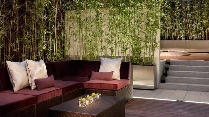 Casas minimalistas y modernas terrazas modernas en for Terrazas modernas fotos
