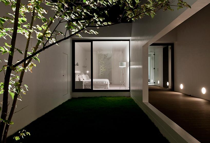 casas minimalistas y modernas patios modernos y efectos