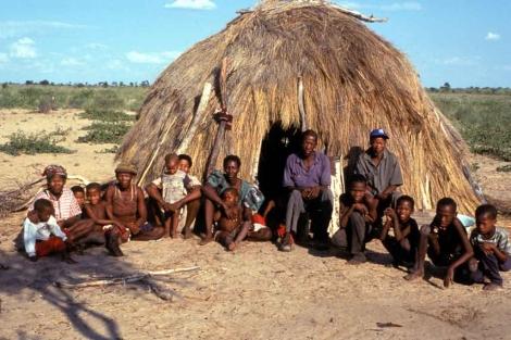 Resultado de imagen de tribus bosquimanos