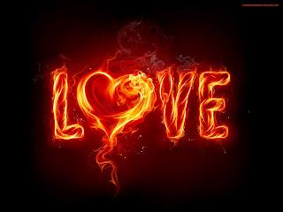 Wall paper ภาพฉากหลังสวยๆๆ Hotness-of-Love