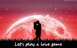 Lets Play a Love Game Wallpapers