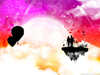 Love is in the Sky Wallpapers