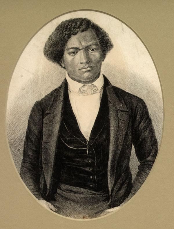 MBTI enneagram type of Frederick Douglas