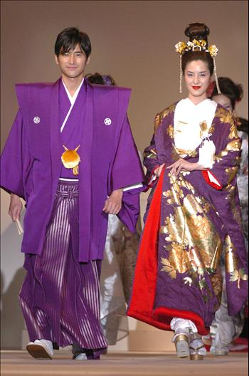 Japanese Wediing Dresses