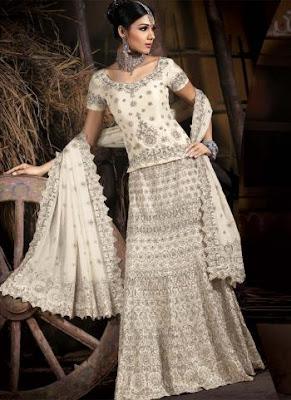 Indian Wedding Dress Style 3