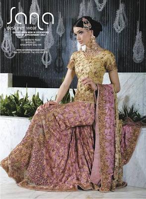 Indian Wedding Dress Style 1