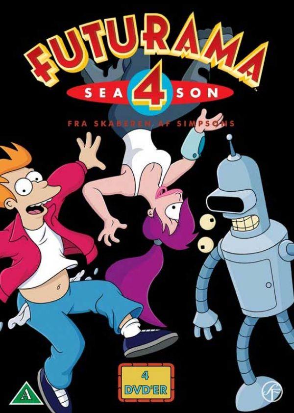 Mira todos los capitulos de Futurama (Latino) ¡Online!