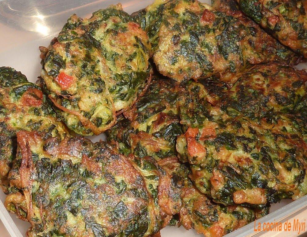 Recetas De Cocina Croquetas   La Cocina De Myri Croquetas De Acelga Dedicadas A Los Anti Verduras