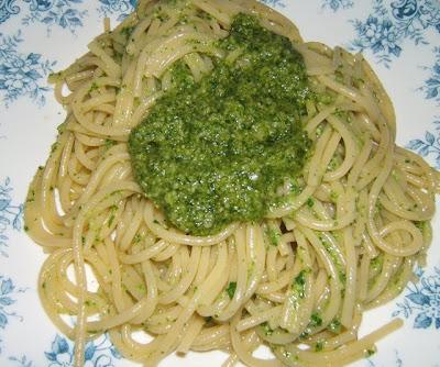Pesto a la rúcula / Pesto à la roquette