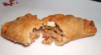 Empanadas (empanadillas) criollas fritas