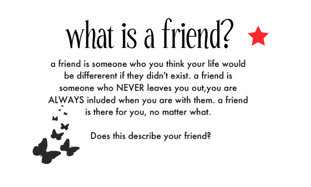 love and friends quotes