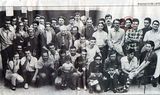 40 presos pol�ticos libertados