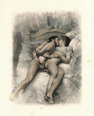 Hetero erotic art