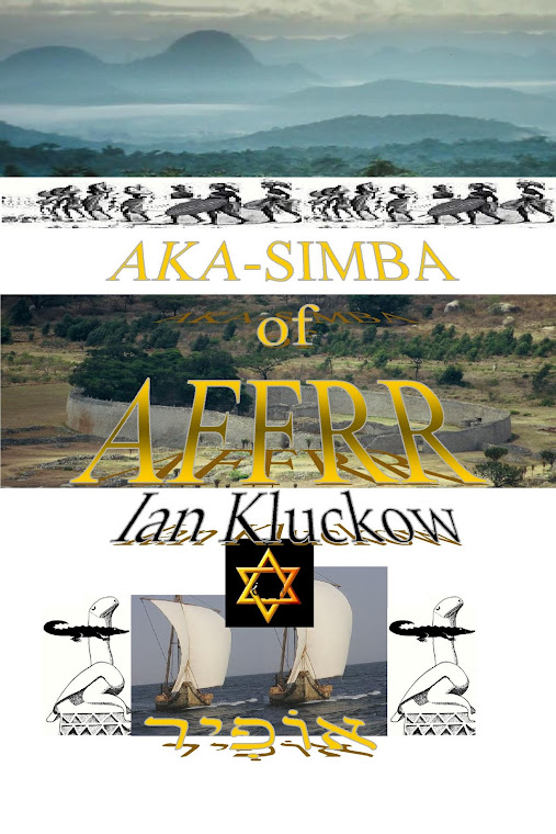 AKA SIMBA OF AFFRR  A HISTORY OF THE GREAT ZIMBABWE MYSTERY