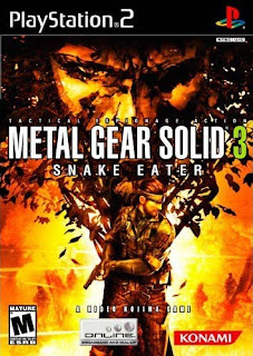 Baixar Metal Gear Solid 3 Snake Eater - PS2