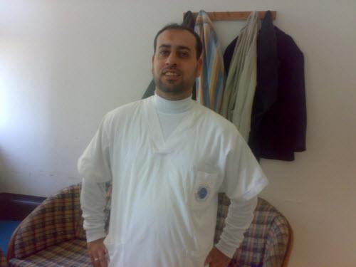 الفريق التمريضي الحالي لــ قسم باطنة رجال 2009