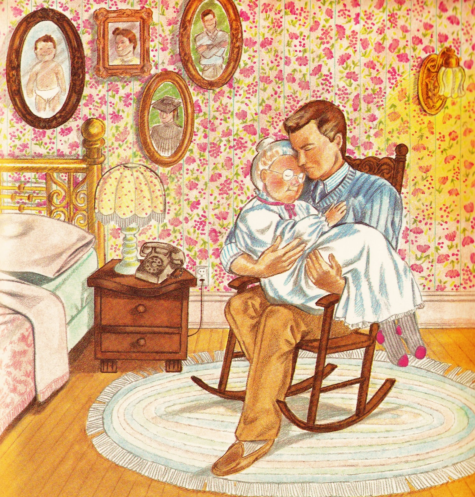 love you forever by robert munschillustrated by sheila
