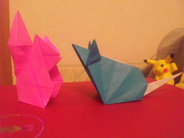 """すべての折り紙 上級者 折り紙 : 折り紙な毎日[Daily """"origami""""]: [7月 ..."""
