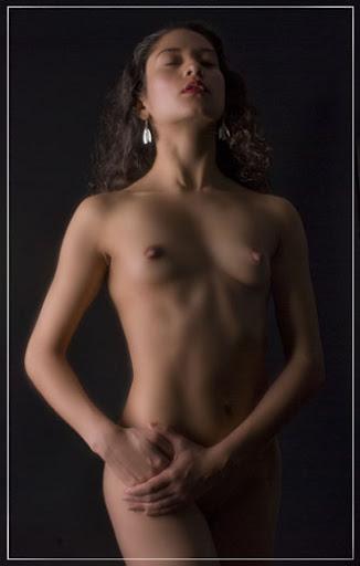 Nude of Carolina