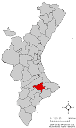 """""""El Comtat"""" al País Valencià"""