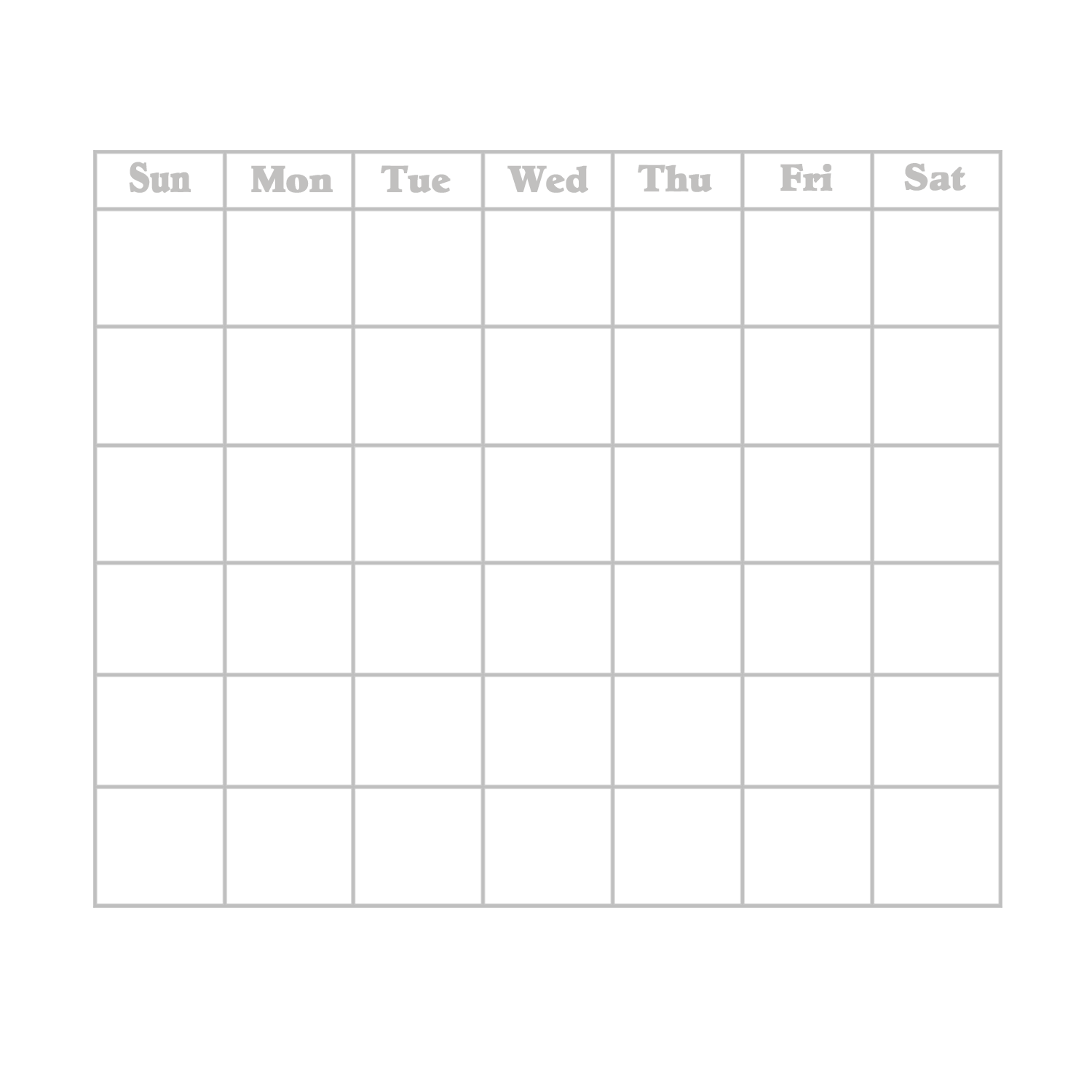 ... , Download the white calendar grid here download the black calendar