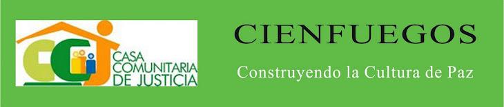 Casa Comunitaria de Justicia de Cienfuegos
