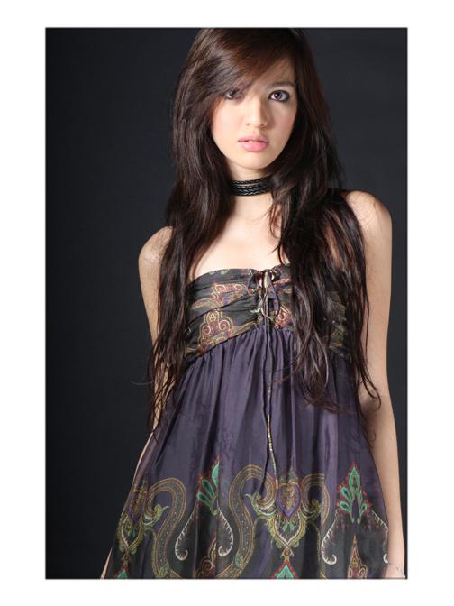 Kiki Kirana Indonesia Naked Model
