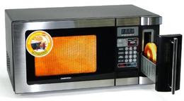 maytag microwave timer running fast
