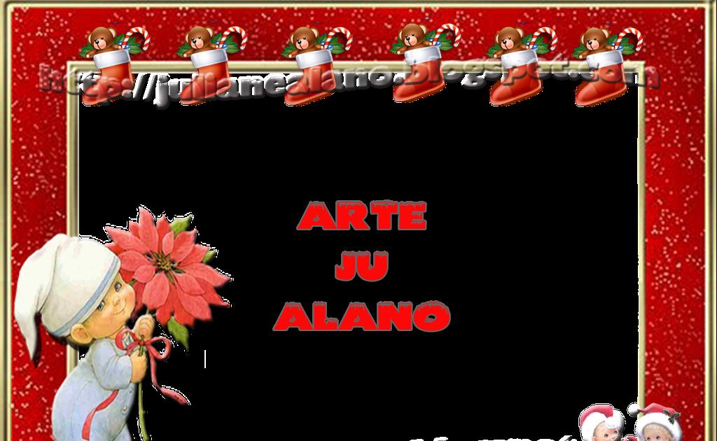 gnomos de jardim venda : gnomos de jardim venda:ARTE JU ALANO: MOLDURA SIMPLES DE NATAL EM PNG