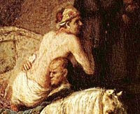 Rembrandt's painting of the Good Samaritan