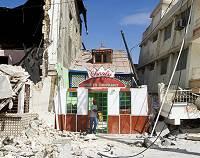 Haitian earthquake 2010