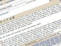 Editing a blog post