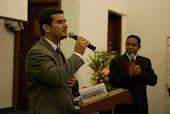 Evangelismo com Pastor Luiz gonçalves