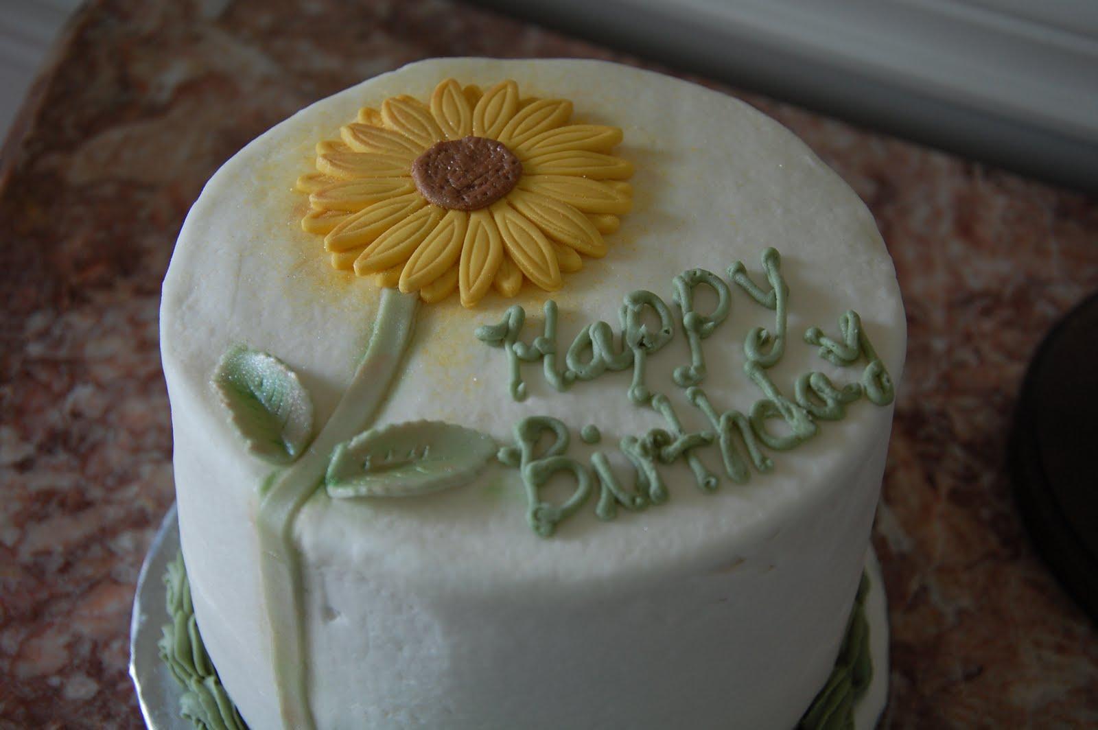 Angela Bartons Cakes: Happy Birthday!